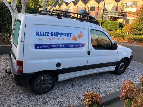Kluz Support bus